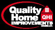 qhionline white logo